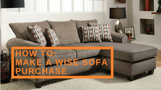 Living Room Furniture: How to Shop for a New Couch