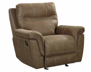 Boardwalk Brown Rocker Recliner