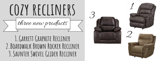 These 3 Stylish Recliners Will Keep You Cozy