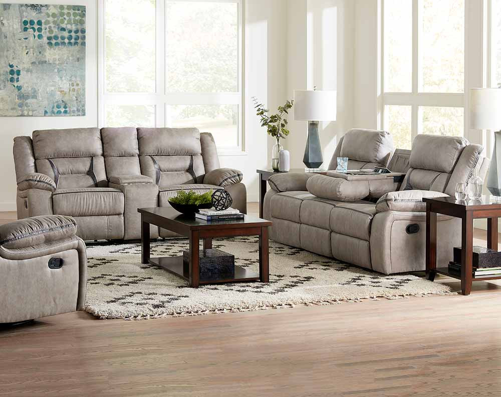 Acropolis Sofa and Loveseat
