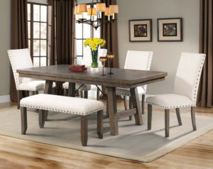 Jax 5 Piece Dining Set