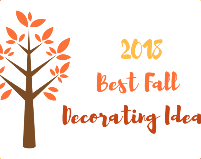 Best Fall Decorating Ideas for Your Home