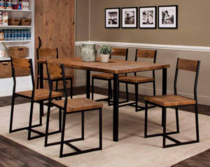 Adler 7 Piece Dining Set