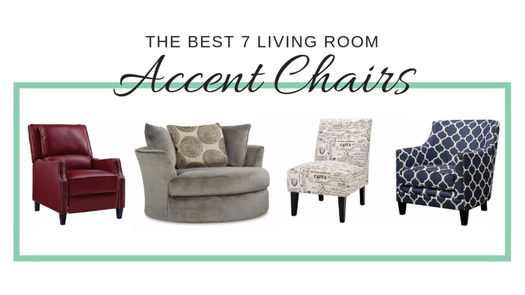 Amp Up Your Home With Accent Chairs