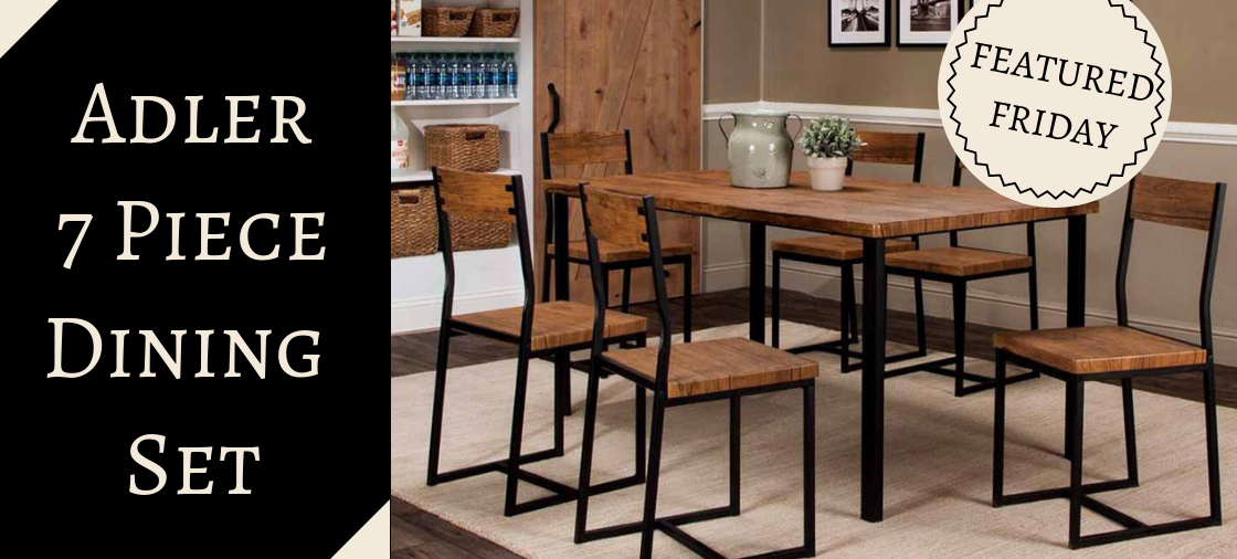 Make This Modern Dining Set Yours
