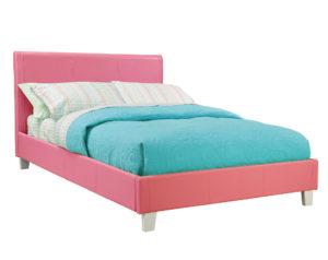 fantasia pink bed