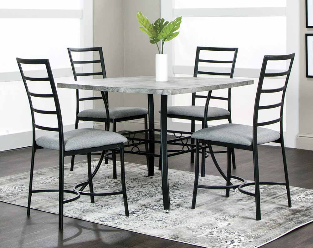 Derby 5 Piece Dinette Set
