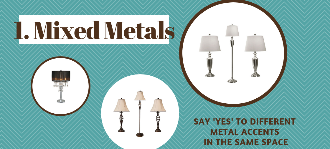 Mixed Metals: The Shining 2019 Trend You Can't Miss