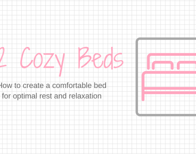 Create the Ultimate Cozy Bed