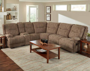 Wyoming 3 PC Reclining Sectional