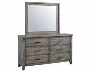 Nelson Dresser and Mirror