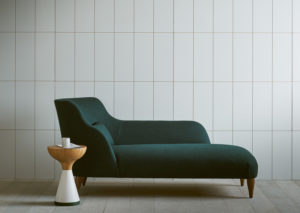Pinch Design Green Chaise