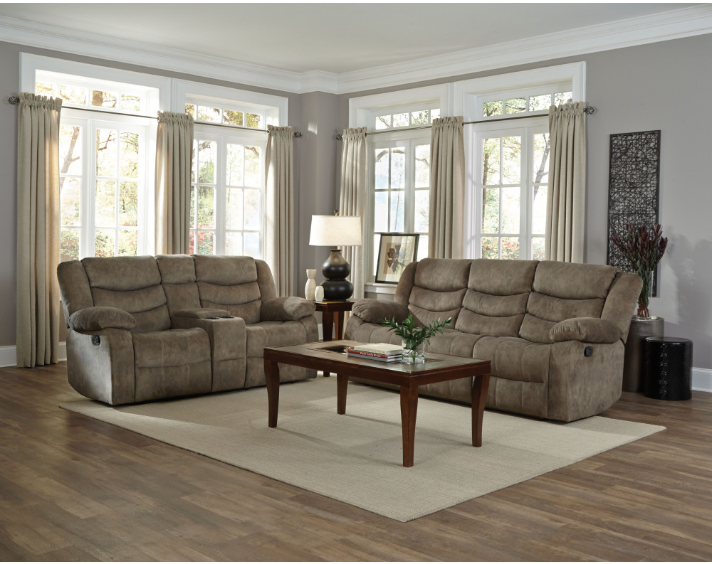 Ridgecrest Sofa and Loveseat Collection