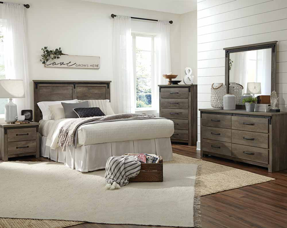 Cheyenne Bedroom Collection