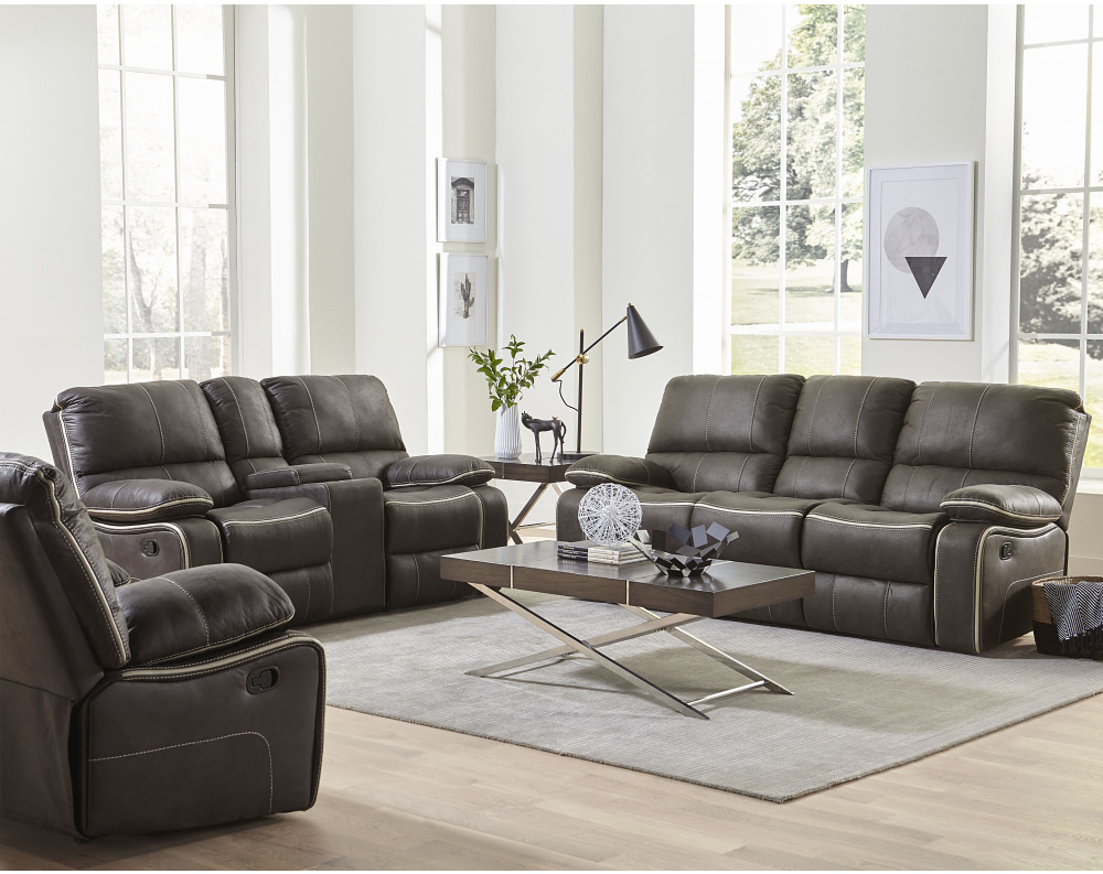 Arlington Motion Sofa and Loveseat