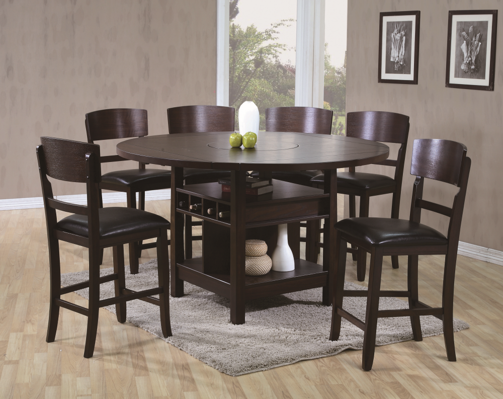 Conner Five Piece Counter Height Dining Set