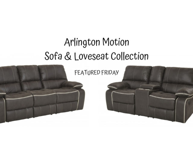 Select a Plush Faux Leather Sofa and Loveseat Set