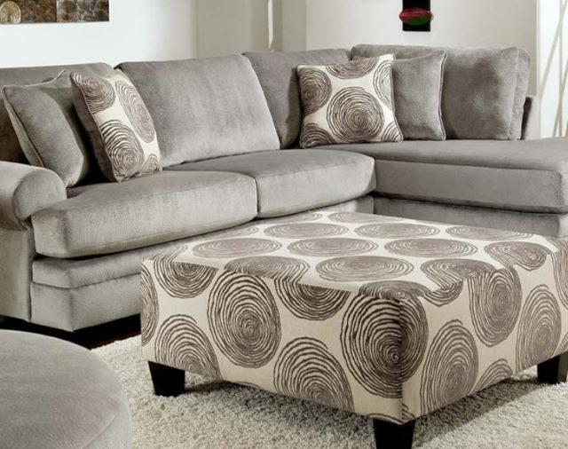 We Can't Get Enough of This Smoke Sectional