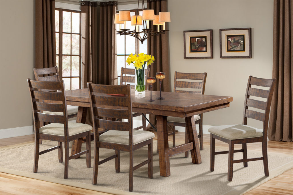 Jax Dining Collection Ladder Back Chairs