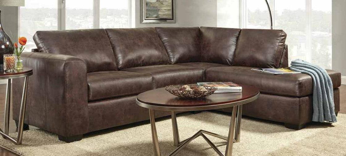 The Top Modern Faux Leather Sectional Under $700