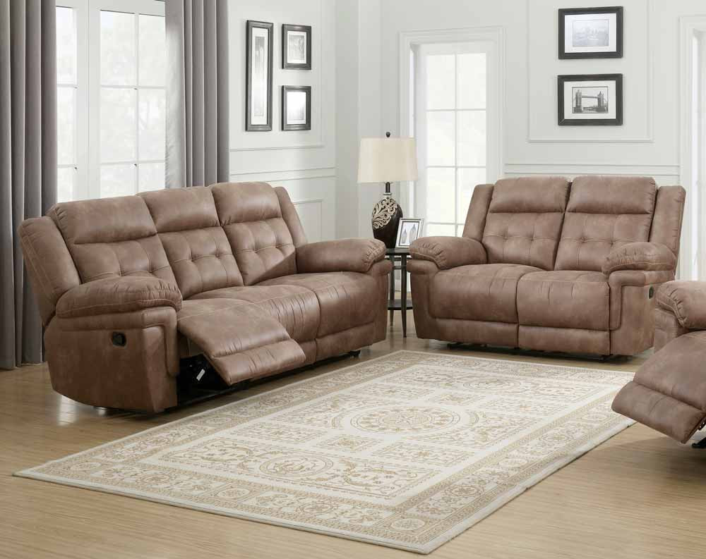 Anastasia Motion Sofa & Loveseat