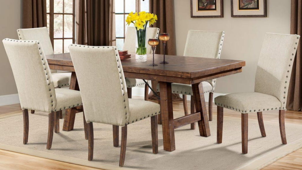 The Best Dining Collection for Rustic Styles