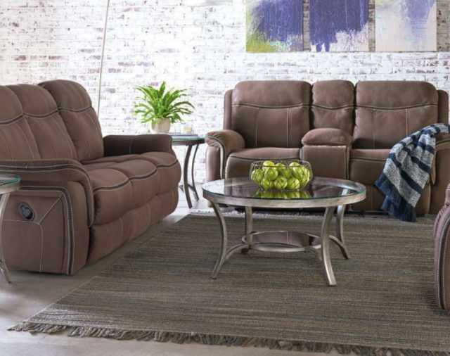 This Sofa And Loveseat Set Is A Living Room Champion American