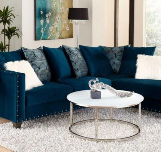 Something Blue for Your Living Room