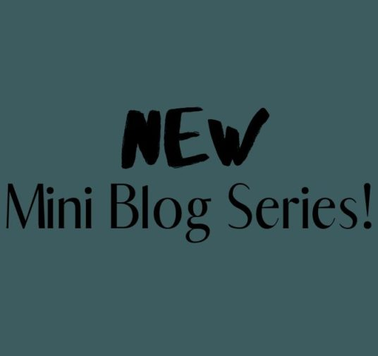Things to Consider: The Mini Series