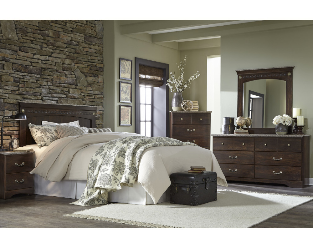 Allegra Bedroom Collection