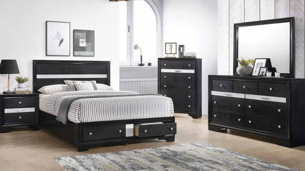 Rethink Your Bedroom Set With the Regata