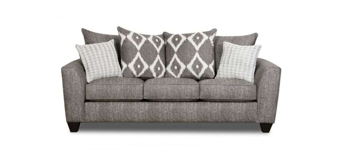 One Sofa Set Two Ways