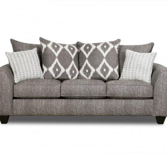 One Sofa Set Two Ways
