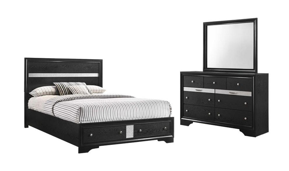 Regata 3 Piece Bedroom Collection