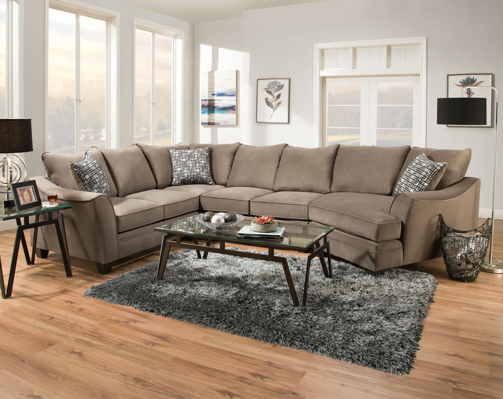 Sectional Sofa With Cuddler Pin On Sofas Thesofa