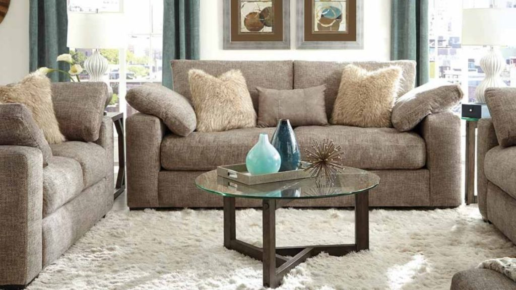 Living Room Comfort Has Never Looked This Good