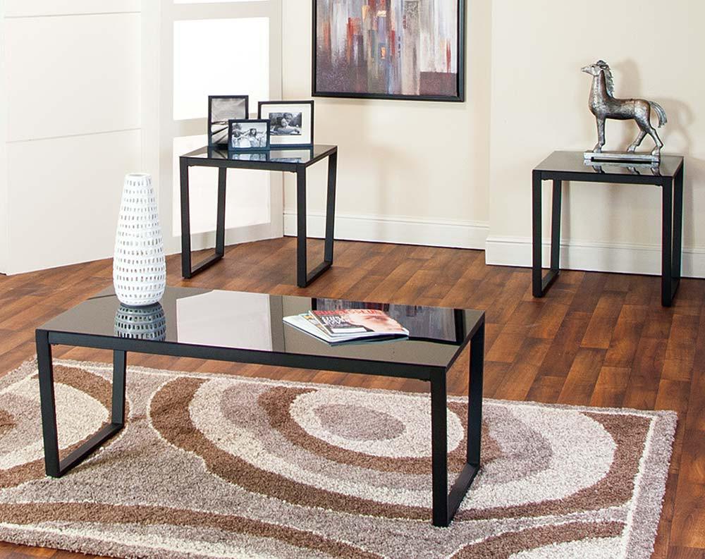 Ferara 3 Piece Table Set