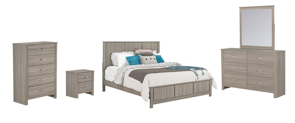 Jackson 5 Piece Bedroom Set