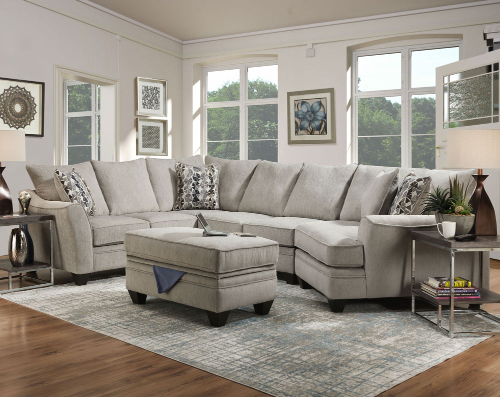 Tide Cloud Sectional Collection