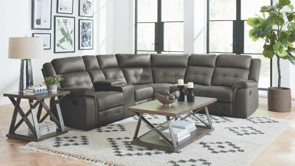 The Perfect Sectional for Entertaining