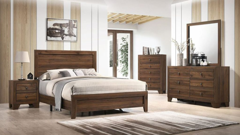 Make the Millie Your Next Bedroom Set