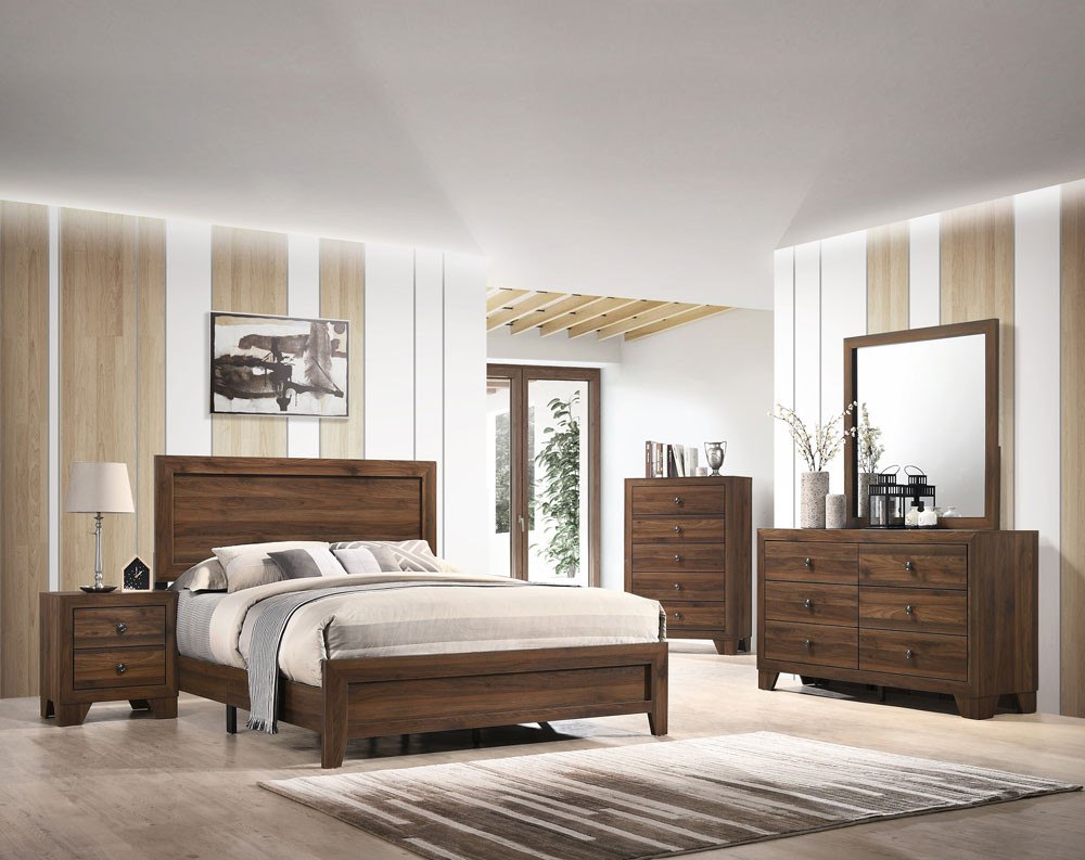 Millie 5 Piece Bedroom Collection