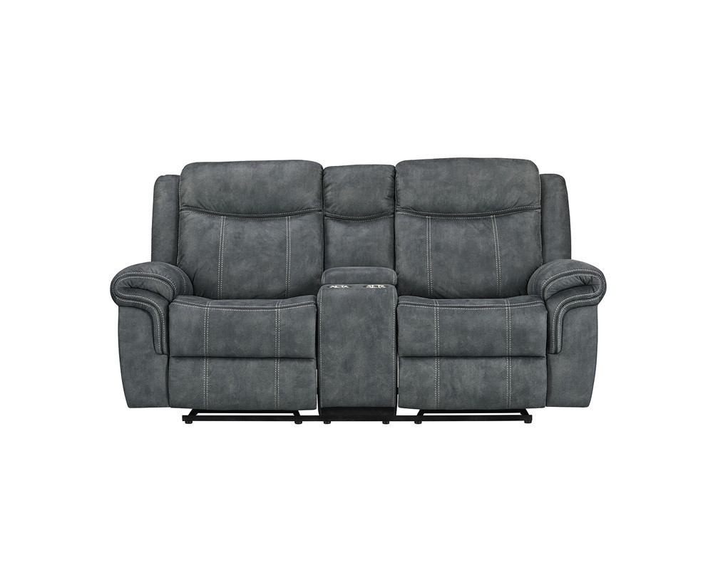 Knoxville Grey Loveseat