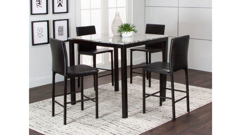 Double the Reasons to Love the Julie Dining Set