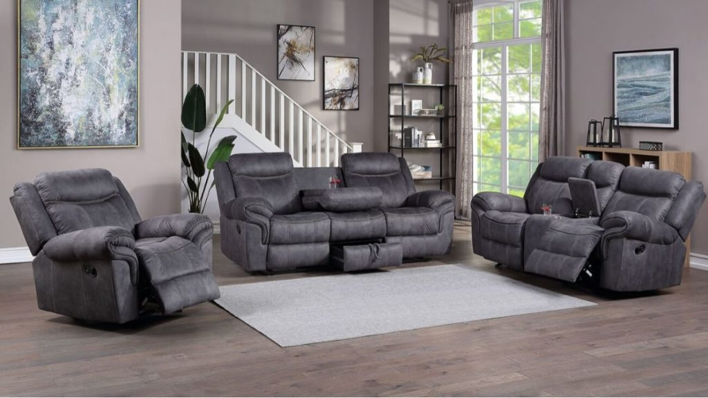 Reclining Furniture Built For Comfort & Style
