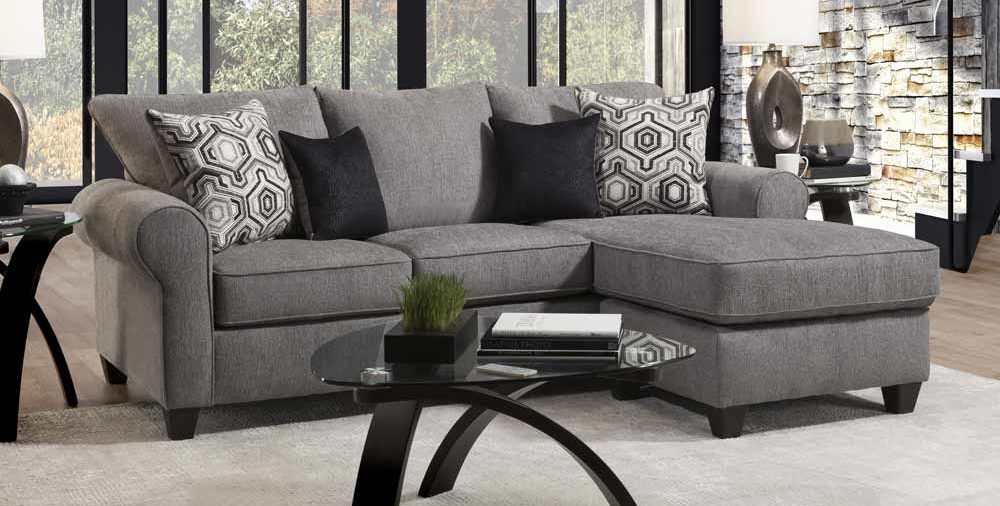 The Compact Sectional Fit For Apartment Living