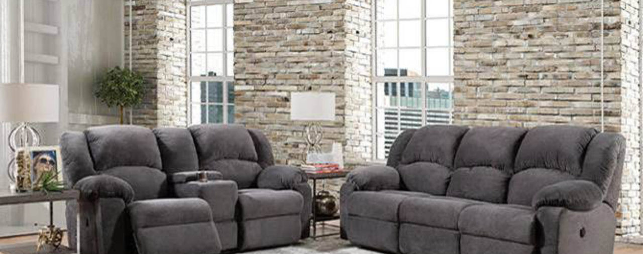 Don't Pass On This Power Motion Sofa and Loveseat