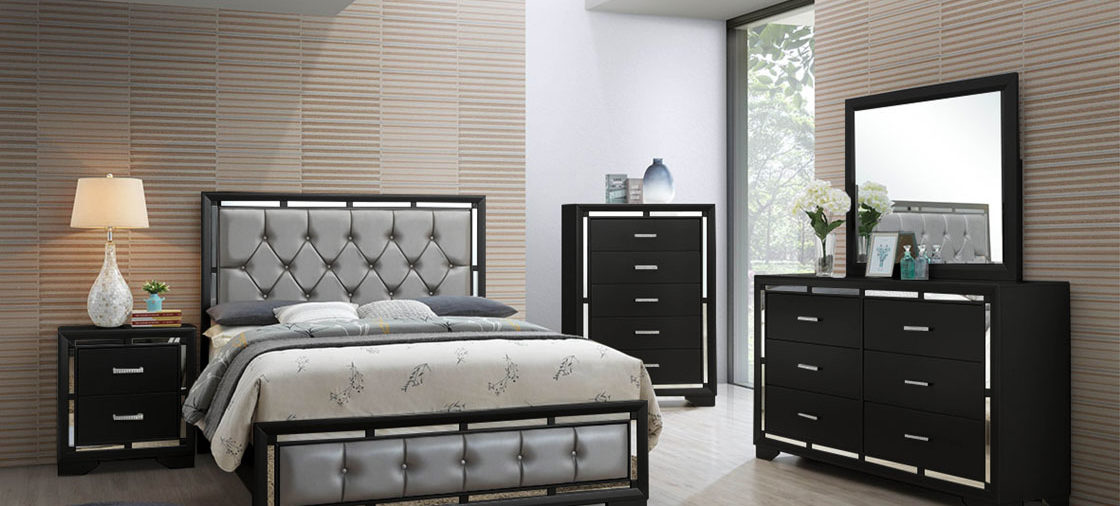 This Bling Bedroom Set is Fit for Royalty
