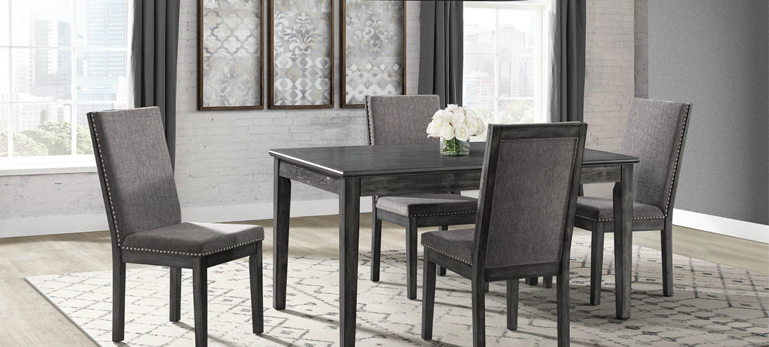 Entertain With a Spacious Dining Set